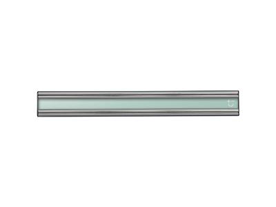 Knivmagnet 300 mm Silver/Grøn