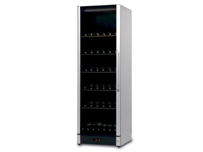 Vinkøleskab 395 ltr 1 glaslåge +2/+22