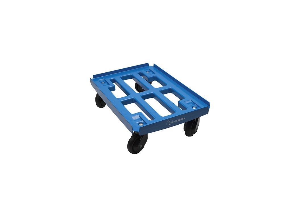 Tralle Blå HWL m. gitter 60x40 cm