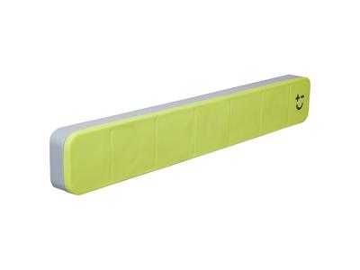 Knivmagnet Soft touch 300 mm Grøn