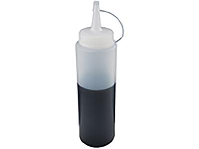 Squeeze bottle, klämflaska, Ø5x18 cm 0,2 ltr