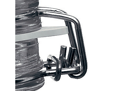 Henkogningsglas 4 liter h27,9 cm