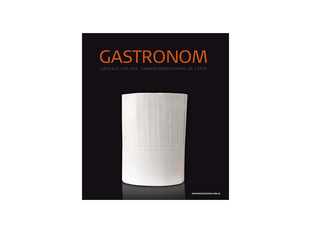 Bog Lærebog for Gastronomer