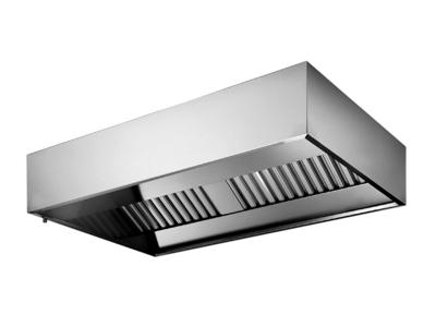 Emhætte EPF 2800x1600 vægh filter front