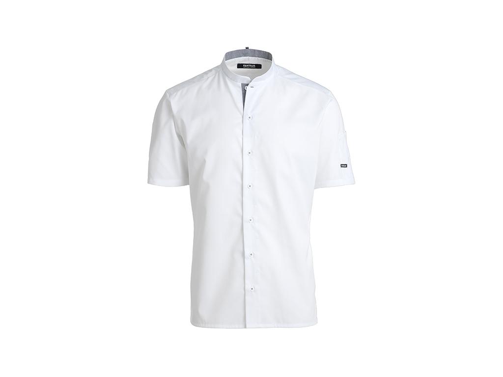 Kentaur Skjorte Unisex Hvid m/kort ærm