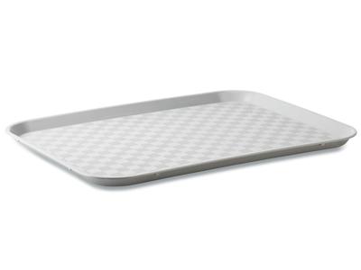 Bakke Plast grå 46x36 cm -15/+100 grader