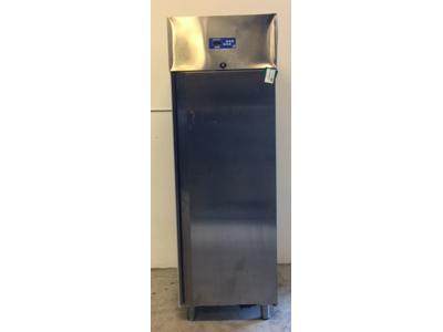 Brugt Køleskab rustfri stål Ozti