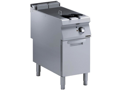 Friture 18 ltr m/skab el 400 mm 900