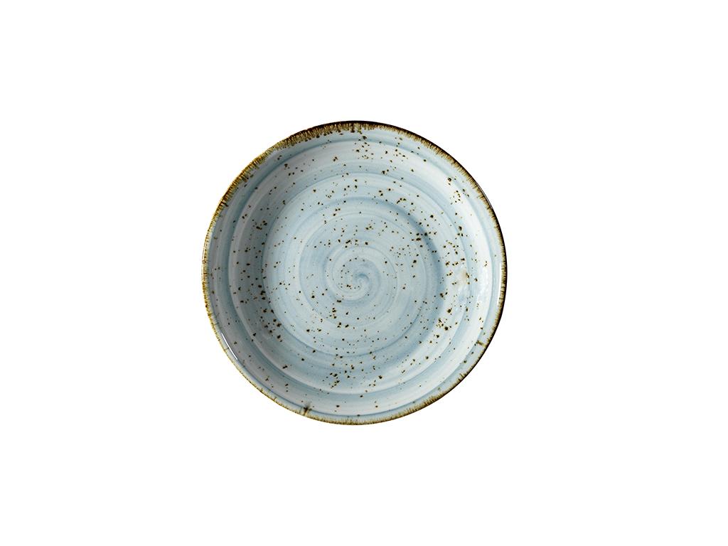 Tallerken dyb Ø 20 cm Corendon blå