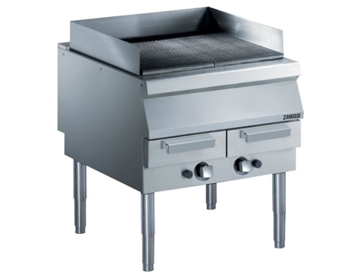 Grill turbo 800 mm bygas 900