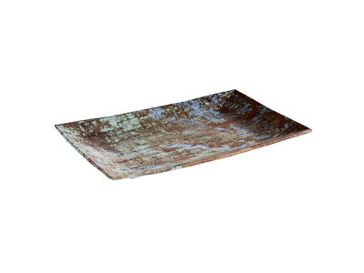 Bakke melamin 34,5x22 cm Aquaris