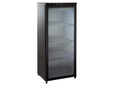 Vinkøleskab 400 ltr 1 glaslåg +4/+19 AGI