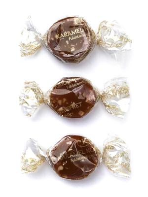 Peanuts & Sydesalt - 100g karameller