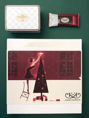 Tilbud: Juledag julekalender + gave
