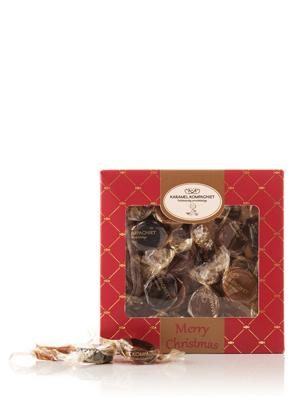 Merry Christmas - 180g karamelblanding