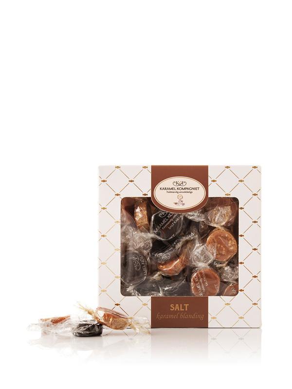 Saltblanding - 180g karameller