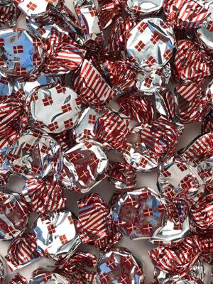 Tillykke - karameller i 5kg bulk