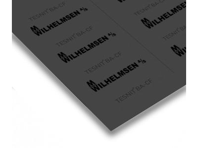 Pakningsplader - sælges i m2