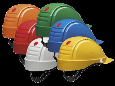 Faldsikring og hjelme