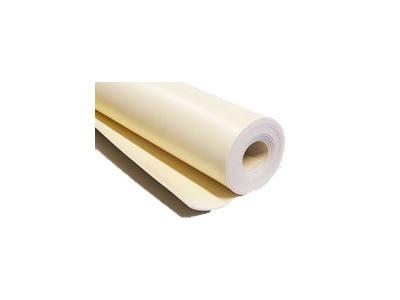 Hvid gummiplade FDA