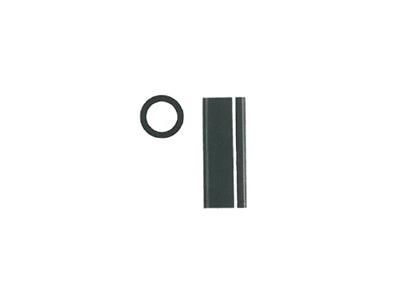 "SORT PVC SLANGE 1/2"""
