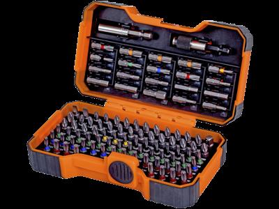 Bahco bitssæt 100 dele 59/S100BC m/2× bitsholdere