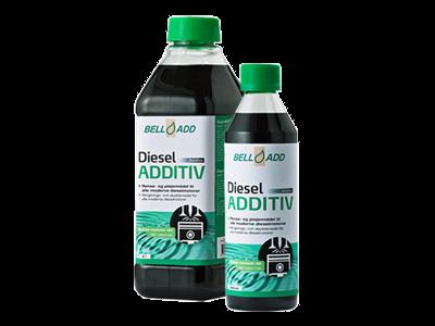 Diesel Additiv 500 ml. Rense- og pleje-
