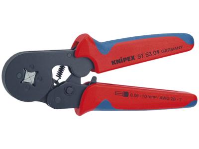 Knipex Crimptang t/kabeltyl.97 53 04 180mm