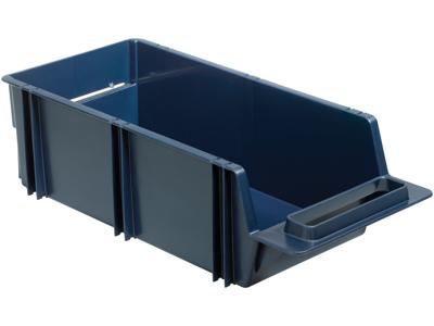 Raaco Reolkasse 5-600 111×168×375 blå