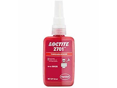LOCTITE 2701 - 50 ML.