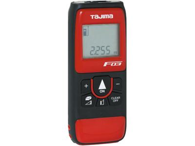 Tajima F03 Laser Afstandsmåler m/taske 30M