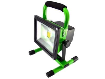 LED Handylight akku arbejdslampe 30 watt