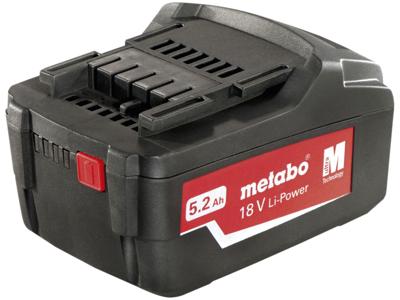 Batteri 18V 5,2Ah Li-power