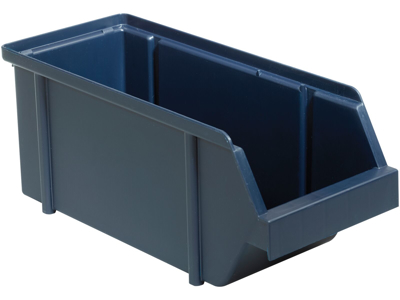 Lagerkasse 5-460 126×125×300 blå