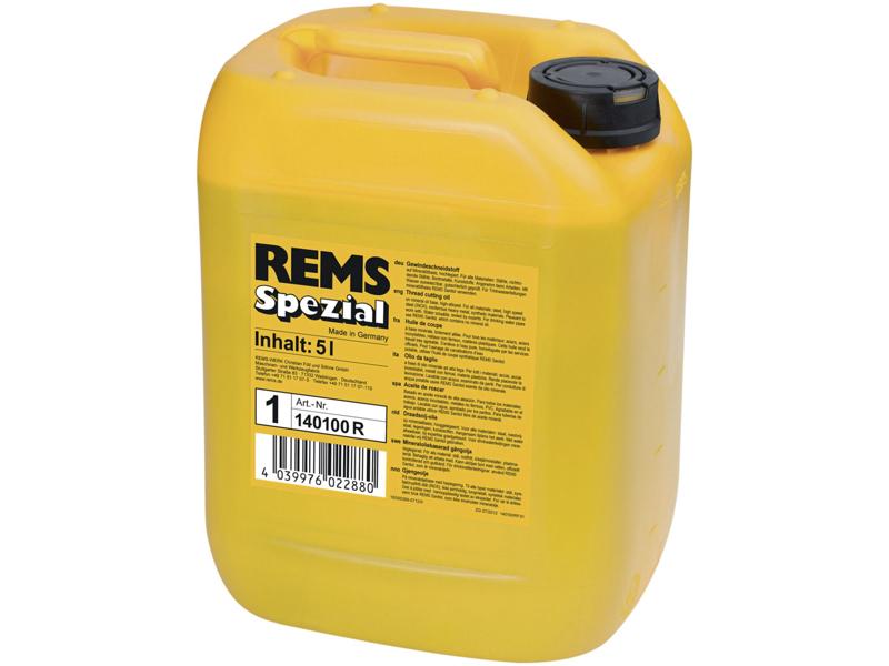 REMS gevindskæreolie spezial 5L dunk