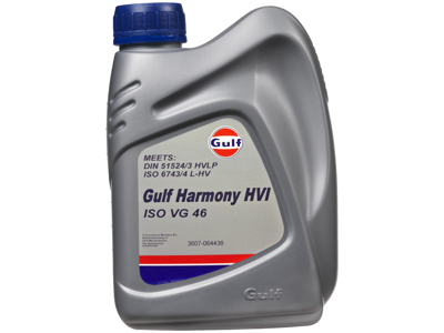 Gulf Harmony HVI 46  1 ltr.