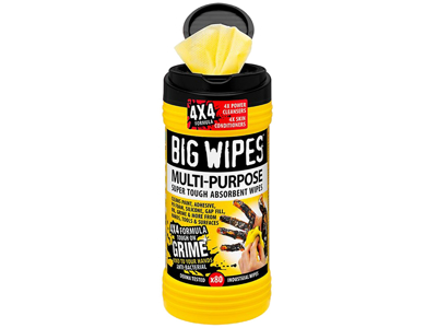 Big wipes multi-purpose 80