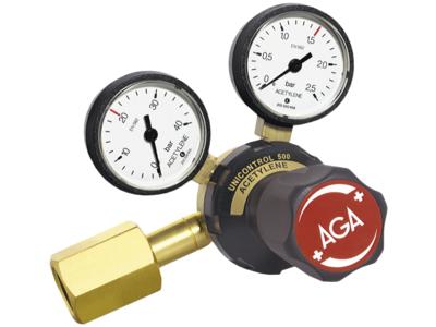 AGA Regula. Unicontrol 500 AC 0-1,5 bar