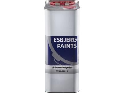 Esbjerg paint  universalfortynder 5 ltr