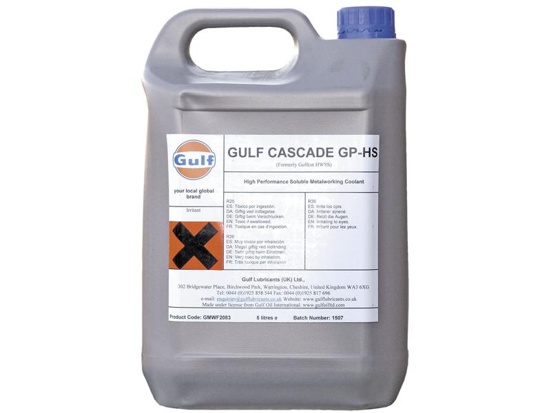 Gulf Cascade GP-HS  5 ltr