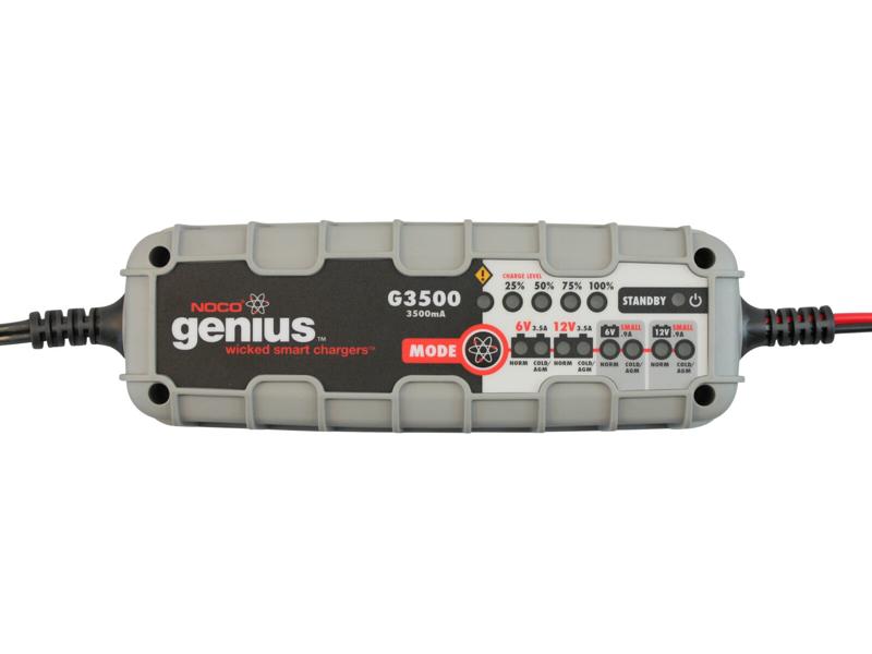 Noco Genius G3500 batterioplader