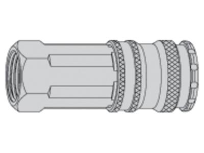 """kobling 320 1/2"""" BSP indv. NBR"""