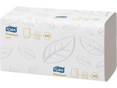 Tork Premium håndklæde 21 pk