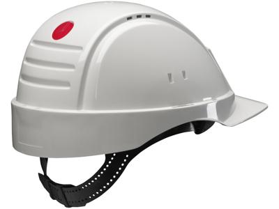 Sikkerhedshjelm G2000 hvid 20/krt