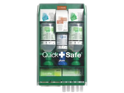 Plum førstehjælpsstation quicksafe