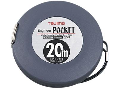 Tajima Pocket båndmål EKP20 fig.4 kl.1 20m
