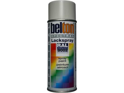 Belton spray 324 gråhvid RAL9002