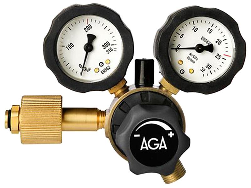 AGA Fixicontrol HT CO2