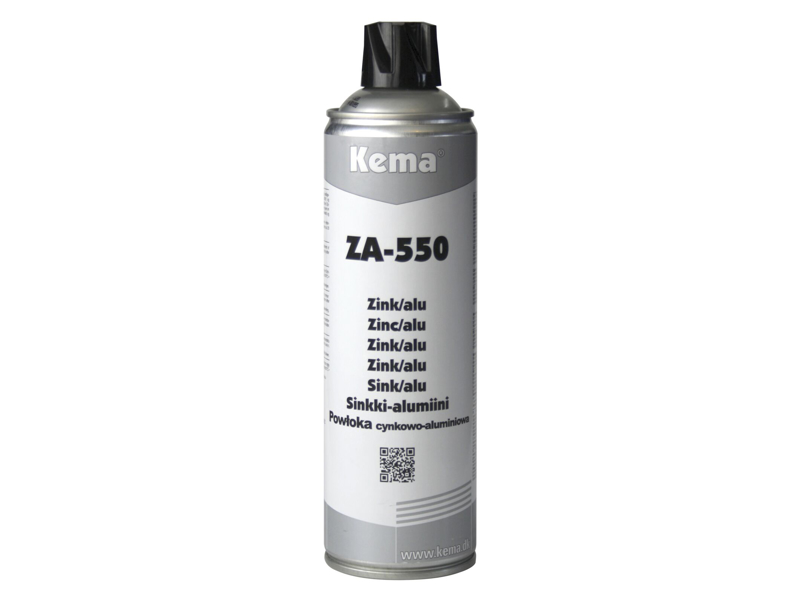 Kema zink/alu.spray ZA-550 500ml