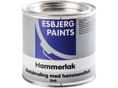 Esbjerg paint Hammerlak blå 3/4 ltr